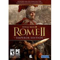 Total War Rome 2 Emperor Edition Frete Grátis.
