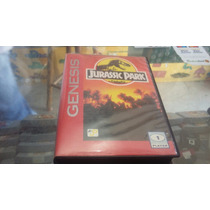 Jurassic Park Genesis P/ Mega Drive