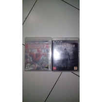 Vendo Ou Troco: Marvel Ultimate Alliance 2, Dark Souls 2 Ps3