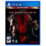 Metal Gear Solid V The Phantom Pain Ps4 Pt Br Mídia Fisica