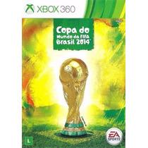 Fifa Copa Do Mundo Brasil 2014 - Original Impecável