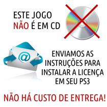 Gta Grand Theft Auto San Andreas Em Oferta! (código Ps3)