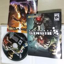 Jogo Ps3 Bionic Commando Capcom Com Encarte Semi Novo