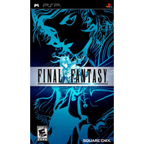 Jogo Psp Final Fantasy I Original E Lacrado Umd