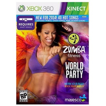 Game Zumba Fitness World Party Maj - Xbox 360