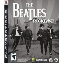The Beatles Rockband Frete Grátis Jogo Ps3 Sdgames Confira!!