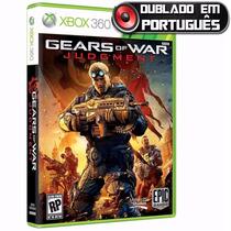 Gears Of War Judgment - Xbox 360 - Legendado E Dublado Pt-br