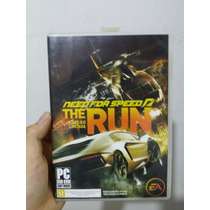 Need For Speed The Run - Pc Original
