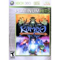Kameo Elements Of Power Platinum Hits Xbox360 Original A6394