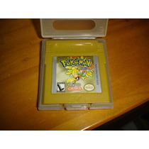 Nintendo Pokemon Gold Roda Gameboy Color E Advance