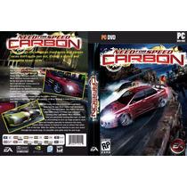 Need For Speed Underground Carbon(pc) !!! Frete Grátis !!!
