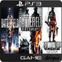 Battlefield 3 + Bf Bad Company 2 + Expansão Vietnam -ps3