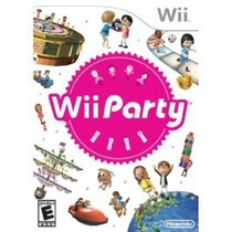 Wii Party - Nintendo Wii - Usado