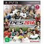 Ps3 - Pro Evolution Soccer 2014 - Pes 14