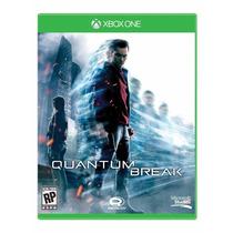 Quantum Break Xbox One Xone Mídia Física Pt Br Original Novo