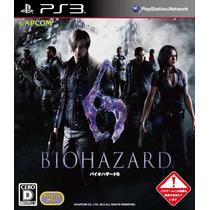 Resident Evil 6 Ps3 Legendado Br - Cod Psn Envio Via Email