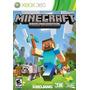 Jogo Minecraft Xbox 360 Em Português Original Microsoft 12x