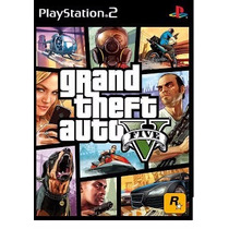 Grand Theft Auto V (gta 5 2016) - Mod Gta San Andreas (ps2)