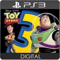 Toy Story 3 The Video Game Playstation3 Ps3 Psn Baixe Já