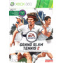 Grand Slam Tennis 2 Jogo Xbox 360 Original Lacrado