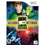 Ben 10 Alien Force Vilgax Attacks Wii Original Lacrado A6339