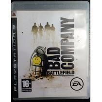 Battlefield Bad Company Mídia Física - Ps3 Impecável