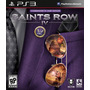 Saints Row Iv (4) Jogo Playstation 3 Semi Novo