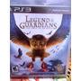 Play 3 - Legend Of The Guardians - Pode Retirar Na Loja