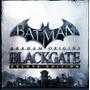 Batman/ Arkham Origins Blackgate Deluxe Edition Jogos Ps3