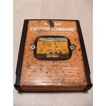 Chopper Command Atari 2600 Cartucho Fita Jogo Game Dactar