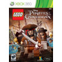 Lego Piratas Do Caribe Xbox 360