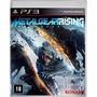 Game Metal Gear Rising Ps3 Mídia Blu-ray Jogo + Frete Gratis