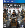 Assassins Creed Syndicate Ps4 Primária Original / Garantia