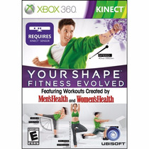Your Shape Fitness Evolved Para Xbox 360