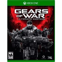 Gears Of War Ultimate Edition - Xbox One Em Português
