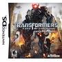 Transformers: Dark Of The Moon Decepticons Nintendo Ds