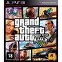 Grand Theft Auto V - Gta 5 Playstation 3