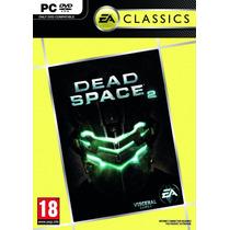 Game Jogo Dead Space 2 Pc Mídia Física Pronta Entrega