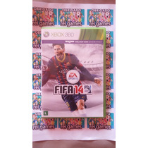 Fifa 14 2014 100% Em Português Mídia Física Xbox 360