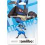 Amiibo Lucario Para Nintendo Wiiu 3ds 2ds Super Smash Bros