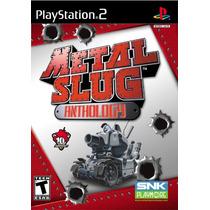 Patche Metal Slug Anthology Play 2 / Contém Os 1 2 X 3 4 5 6
