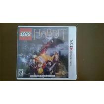 Jogo Lego The Hobbit 3d Para Nintendo 3ds Original E Lacrado