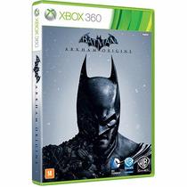 Batman Arkham Origins - Xbox 360 - Totalmente Em Português.