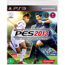 Pro Evolution Soccer 2013 Ps3 Pes 13 Novo Lacradopro Evoluti