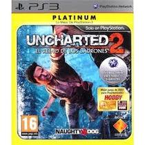 Jogo Em Português Uncharted 2 El Reino De Los Ladrones Ps3