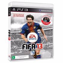 Fifa 13 2013 - Ps3 - Midia Fisica Portugues Original Lacrado