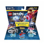 Novo Lacrado Lego Dimensions Pack Back To The Future