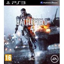 Battlefield 4 Ps3 Em Português Br - Psn Digital