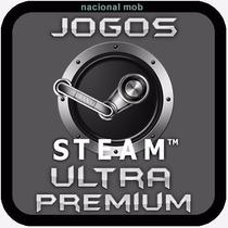 Jogos Ultra Premium - Pc - Steam - Na Sorte - Aleatório