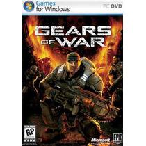 Gears Of War Pc Original Lacrado Envio Rápido
